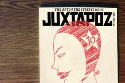 "Levi's Presents Juxtapoz ""Art in the Streets"" Video Issue"