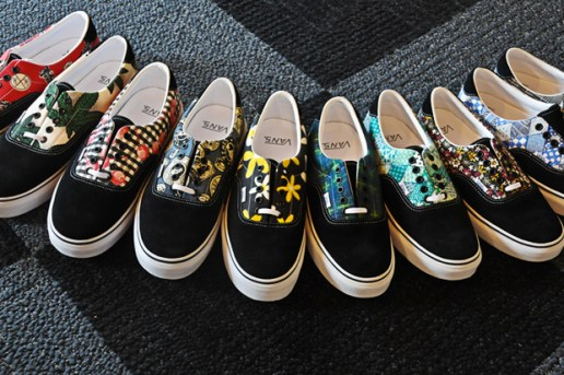 Ludwig Van x Vans Vault Deadstock Canvas Project Further Look