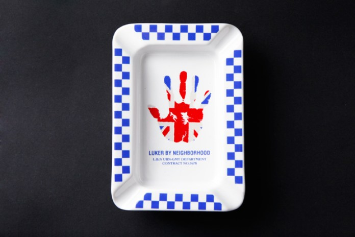 LUKER by NEIGHBORHOOD Ceramic Ashtray