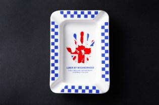 LUKER by NEIGHBORHOOD Ceramic Ashtray