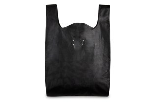 Maison Martin Margiela Leather Tote Bag