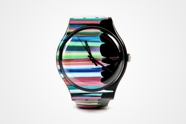 Markus Linnenbrink x Swatch Watch