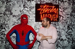 Marvel Comics x Stussy Launch Event Recap
