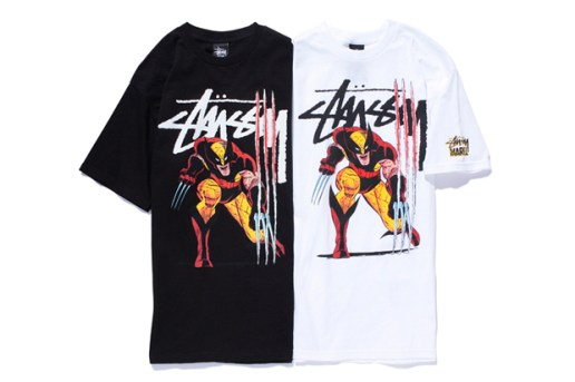 Marvel Comics x Stussy Series One T-Shirts