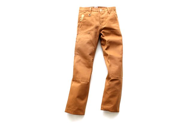 mastermind JAPAN x Carhartt Double Front Logger Pant
