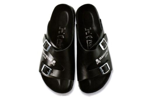 mastermind JAPAN x Papillio Sandals