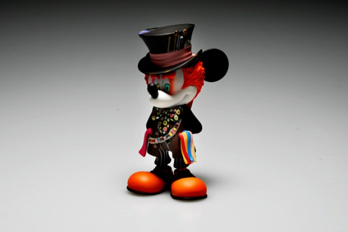 Medicom Toy Mad Hatter Mickey Mouse