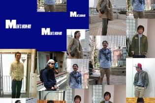 MEN'S NON-NO x BEAMS Limited Store Directed by Tomoki Sukezane