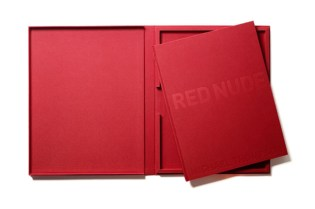 """Michael Thompson """"RED NUDE """" Book"""