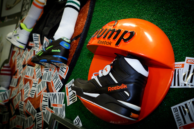 Milan Design Week 2011: Reebok School of Pump Recap