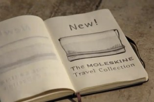 Moleskine Traveling Collection Video