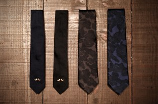 Mr. Bathing Ape 2011 Spring/Summer Ties