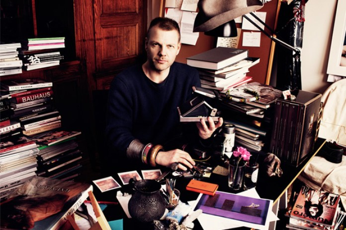 MR PORTER: My Space – Mr. Jonny Johansson of ACNE