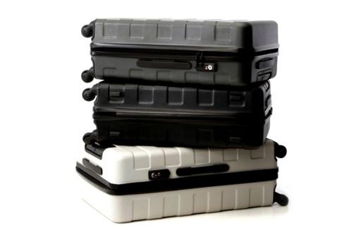 MUJI Hardcase Suitcases