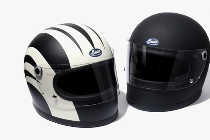 NEIGHBORHOOD Buco Custom Racer Helmets