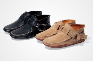 NEIGHBORHOOD x Quoddy Moccasin L-Boot