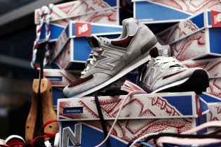 "New Balance ""the CUSTOM 574"" Event Recap"