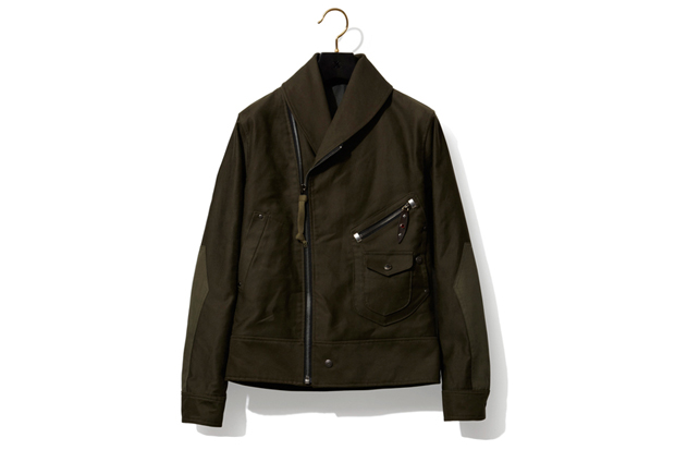 NEXUSVII Shield Pocket Riders Jacket