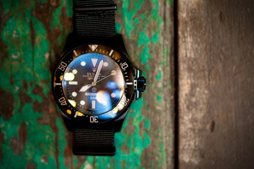 NHIZ x Bamford Watch Department Rolex Deepsea Custom