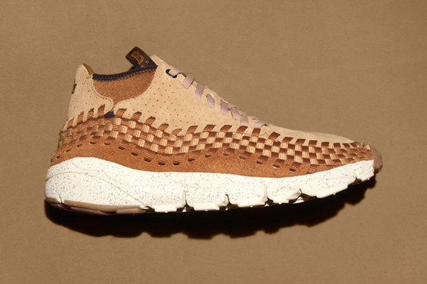 Nike Air Footscape Woven Motion & Woven Chukka