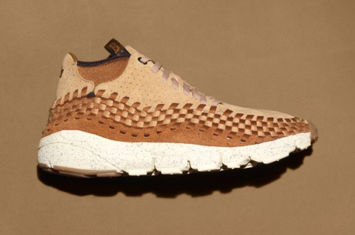 Nike Air Footscape Woven Motion & Woven Chukka