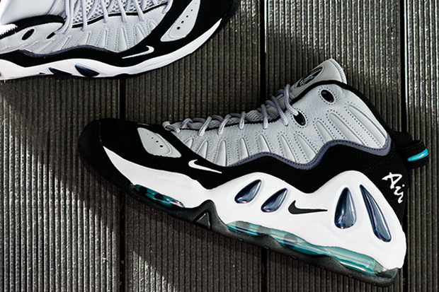 Nike Air Max Uptempo 97 White/Black/Grey