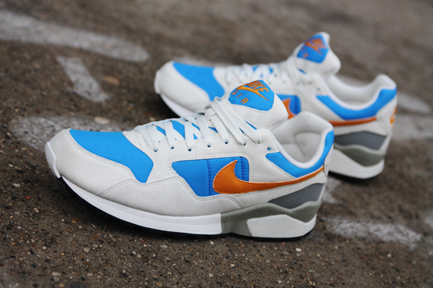 Nike Air Pegasus '92 Sail/Orange-Photo Blue