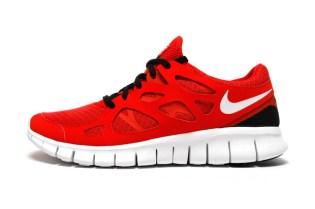 "Nike Free Run 2 ""Challenge Red"""