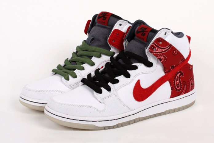 "Nike SB Dunk High ""Cheech & Chong"""