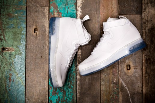"Nike Sportswear Air Force 1 Foamposite ""White Pack"""