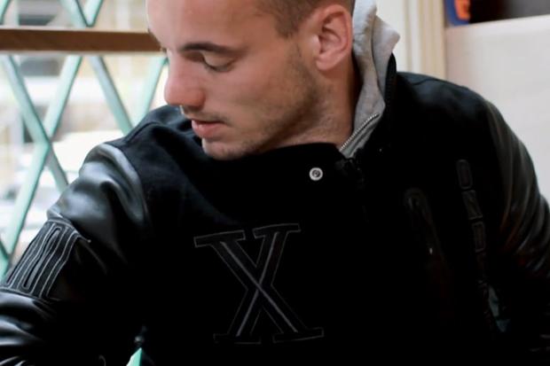 Nike Sportswear: Ondiep Born. Milan Made. Wesley Sneijder