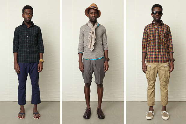 nonnative 2011 Summer Collection Lookbook
