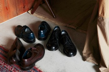 nonnative x REGAL Cow Leather GORE-TEX OFFICER SHOES
