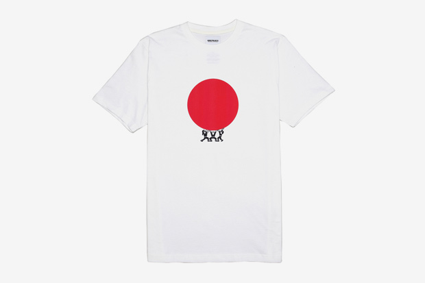 "Norse Projects ""Love You Japan"" Charity Tees"