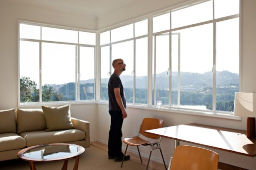 NY Times: At Home with Moby