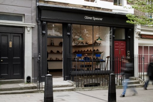 Oliver Spencer Shoe Shop Store Opening