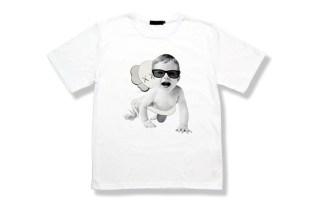 """OriginalFake """"Baby Crawling"""" T-Shirt"""