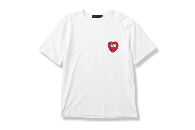"OriginalFake ""Hate Heart"" T-Shirt"