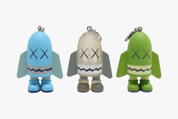 OriginalFake KAWS Blitz Key Chain