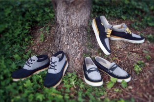 """Pick Your Shoes x Pointer """"Outdoor Safety Gold"""" Pack"""