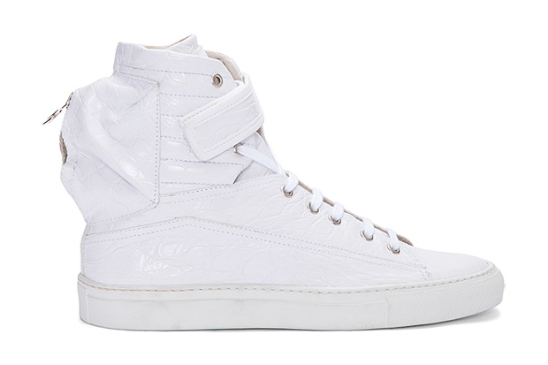"Raf Simons Astronaut Sneaker ""White Croc"""