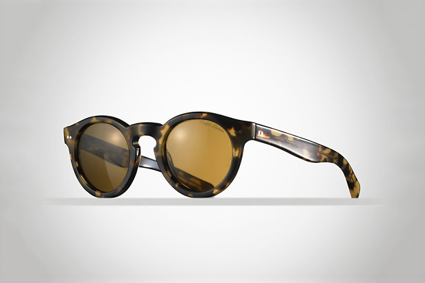 Ralph Lauren Purple Label Keyhole Sunglasses