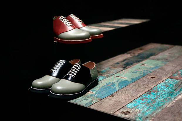 Regal Two-Tone Saddle Shoe