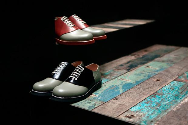 Regal Two-Tone Saddle Shoe
