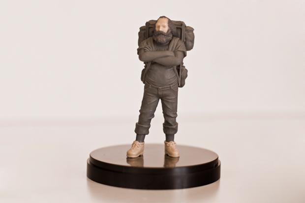 "…Research Four Mountain Men ""Marx"" Figure"