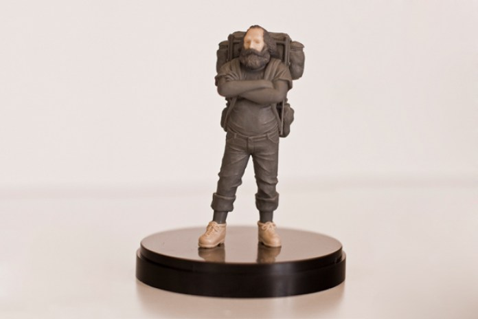 "…Research Four Mountain Men ""Marx"" Figure"