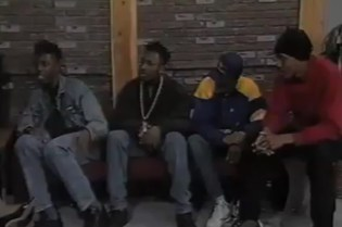 Rhythm & Soul: GZA, RZA and Ol' Dirty Bastard Interview