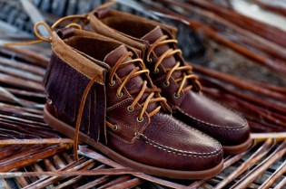 Ronnie Fieg for Sebago 2011 Spring/Summer Collection