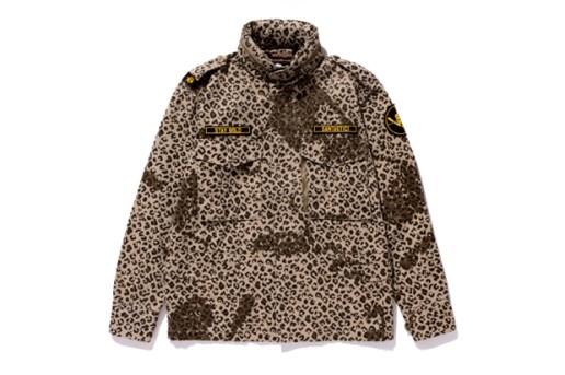 SANTASTIC! Leopard M-65