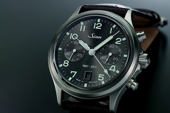 Sinn 358 Jubilaum watch
